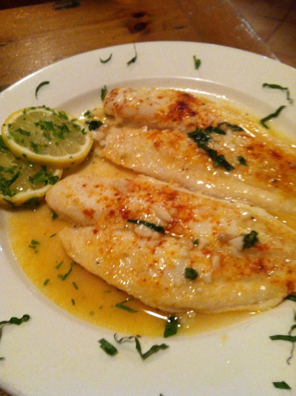 Sole Piccata Recipe — Dishmaps
